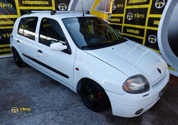 Renault Clio Rl 1.0 2002