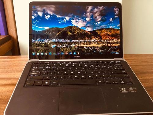 Imagen 1 de 8 de Laptop Dell Ultrabook Xps L321x 13puLG  I5 4gb Ram 128gb Ssd