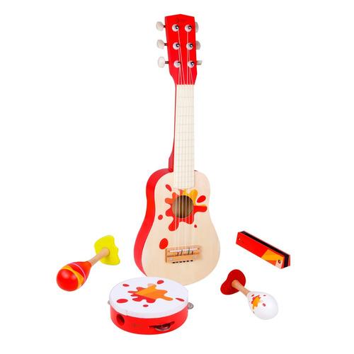 Set Musical Estrella Instrumentos Classic World Educando