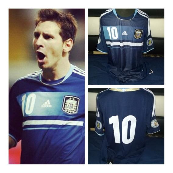 Camiseta Messi - Argentina Eliminatorias 2014