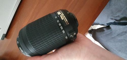 Lente 55mm - 200mm Nikon