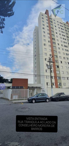 Imagem 1 de 18 de Apartamento Com 3 Dormitórios Para Alugar, 70 M² Por R$ 1.500,00/mês - Imirim - São Paulo/sp - Ap0554