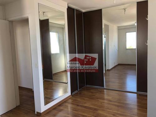 Apartamento Com 2 Dormitórios À Venda, 70 M² Por R$ 480.000,00 - Vila Moinho Velho - São Paulo/sp - Ap13296