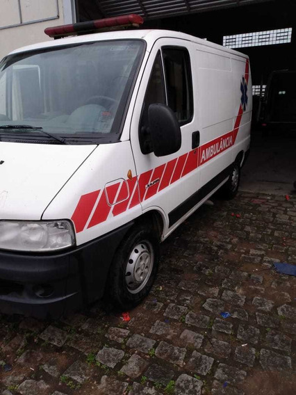 Ambulância Ducato 2014 Uti