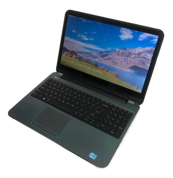 Notebook Dell I5/8gb-ram/gpu-2gb/1tb/touchscreen/impecável