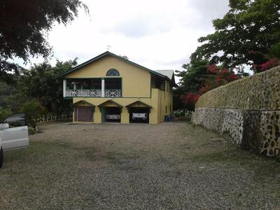 Villa Campestre En Venta Carretera Jamao Moca