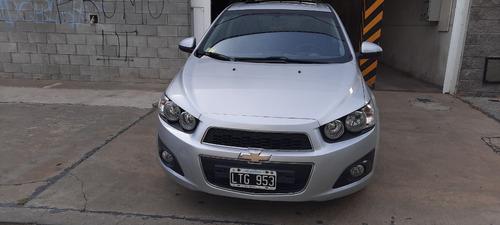 Chevrolet Sonic Ltz 5 Ptas