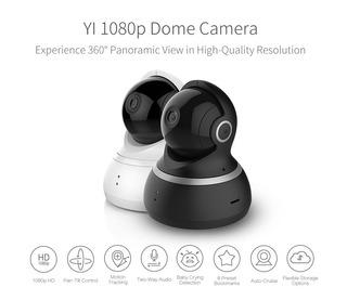 Cámara Ip Inteligente Wifi - Yi Dome 360° 1080 Full Hd