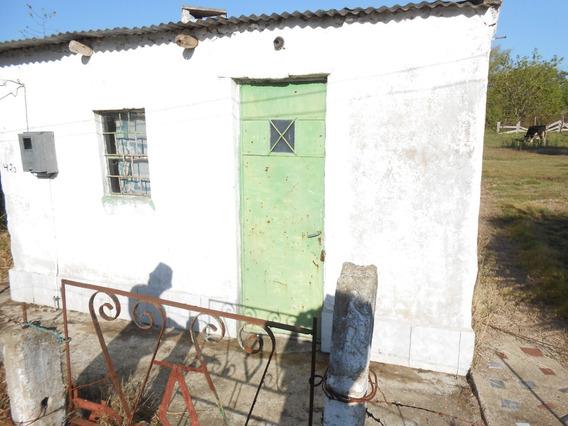 Vendo Casa 1 Dormitorio Con Buen Terreno, Consulte!!!!!!!!!