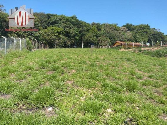 Excelente Terreno Com Energia À Venda, 1000 M² Por R$ 100.000 - Zona Rural - Pinhalzinho/sp - Te0247