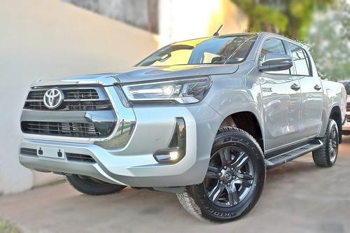 Toyota Hilux Srv 4x2 At 2021