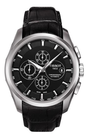 Relógio Tissot Couturier Automático Chrono T0356271605100