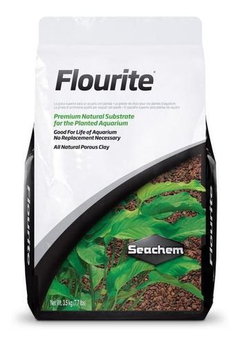 Sustrato Para Acuarios Plantados Seachem Flourite 3,5kg