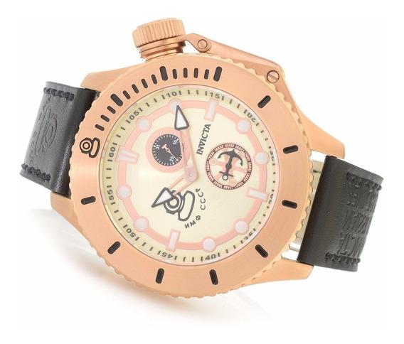 Exclusivo Reloj Invicta Russian Diver Nuevo! Tiempo Exacto