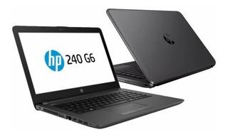 Notebook Hp 240 G6 Core I3 4gb 1tb 14