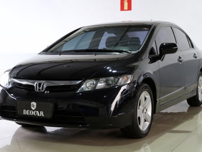 Honda Civic 1.8 Lxs Flex 4p 2008/2008