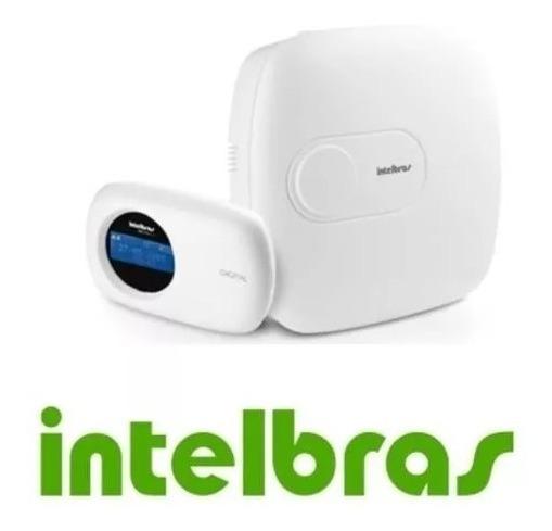 Central De Alarme Monitorada Intelbras Amt 2018 Eg + Xar4000