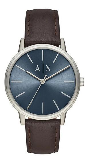 Relógio Armani Exchange Slim - Ax2704/0mn