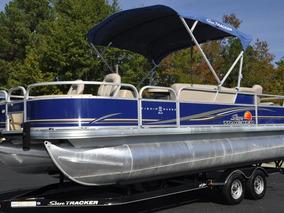 2014 Suntracker Fishing Barge 22
