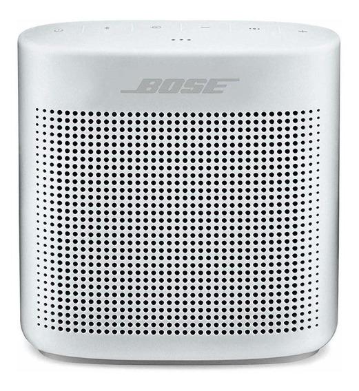 Caixa de som Bose SoundLink Color II portátil sem fio Polar white