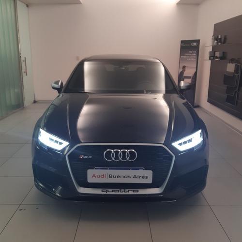 Audi Rs3 Nuevo Usado 2019 2020 2018 0km Sedan Sportback S Pg