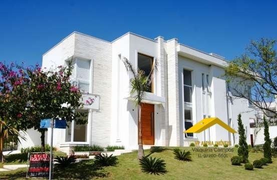 Casa Para Alugar No Bairro Alphaville Conde Ii Em Barueri - - Vpacon-7w-2