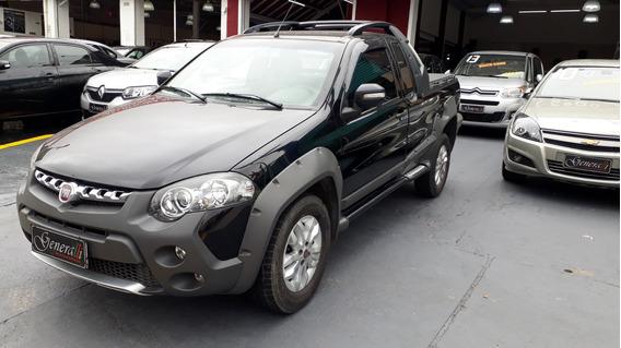 Fiat Strada Adventure Cabine Estendida 1.8 (2013) Completa