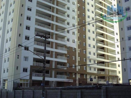 Apartamento Residencial À Venda, Vila Galvão, Guarulhos. - Ap0744