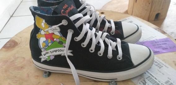 Converse Edición Especial De Los Simpson