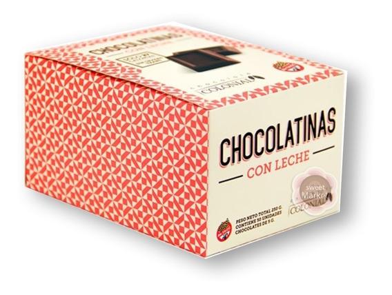 Chocolatin Colonial X50 U De 5g - Oferta En Sweet Market