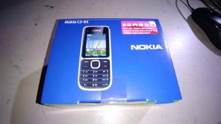Celular Nokia C2-01 Novo Caixa Lacrada