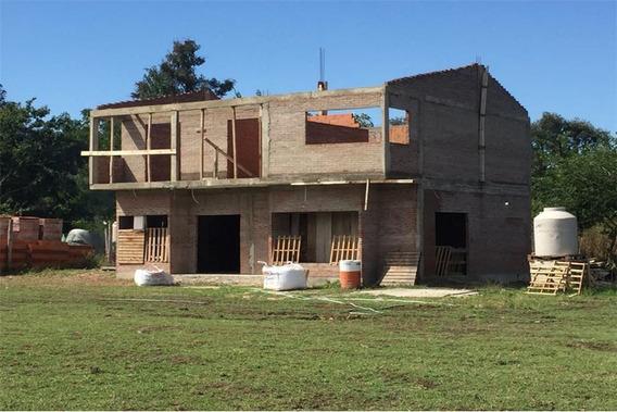 Casa A Terminar En Pilar, Villa Rosa. Oportunidad!