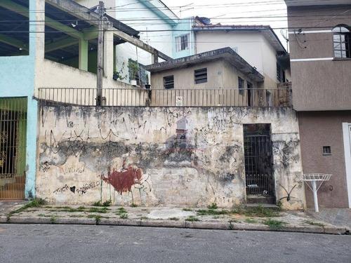 Terreno À Venda, 167 M² Por R$ 255.000,00 - Vila Bocaina - Mauá/sp - Te0009
