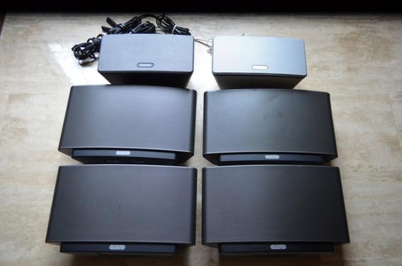 Cornetas Sonos Wifi Inalambricas Play 3 Play 5 Blanco Negro