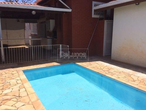 Casa À Venda Em Nova Campinas - Ca002996