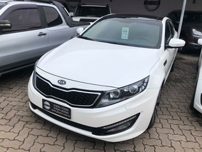 Kia Optima 2.4 Ex 16v Gasolina 4p Automático Top