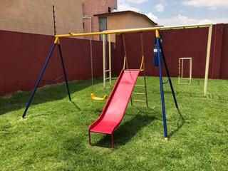 Columpio Para Jardin De Herreria - Juegos y Juguetes Usado ...