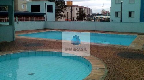 Imagem 1 de 30 de Apartamento Jardim Paulicéia, Campinas - Ap0869. - Ap0869