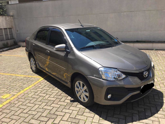 Toyota Etios 1.5 16v Xls Aut. 4p 2018