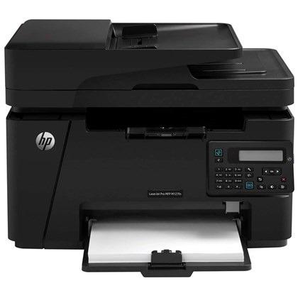 Impressora Multifuncional Hp M127fn Usada Com Garantia