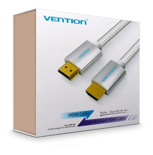 Cable Hdmi 2.0 Premium Cert 4k 5mts 18gbps 50/60 Vention