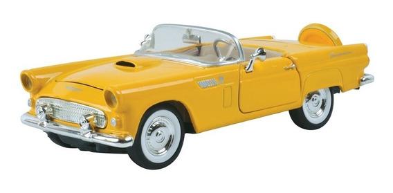 Auto Ford Thunderbird Convertible 1/24 Colección Motormax
