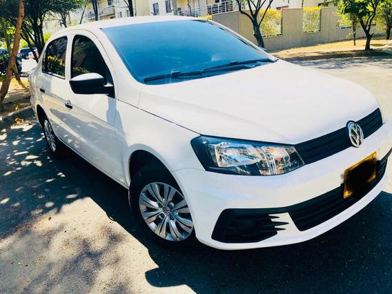 Volkswagen Voyage Treinland