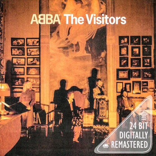 Visitors - Abba (cd)
