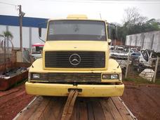 Sucata Mercedes Benz L 1618 Truck Para Venda De Peças Usadas