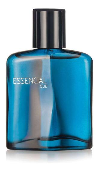 Perfume Deo Parfum Essencial Oud Natura