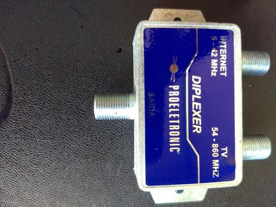 3 Diplexer 5-42 Mhz 54- 860 Mhz