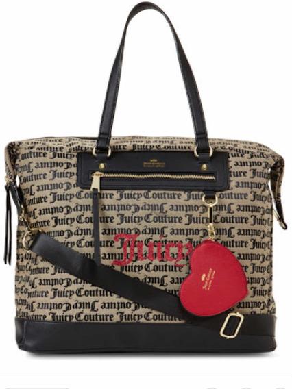 Bolsa Juicy Couture Los Angeles - Estampada Original