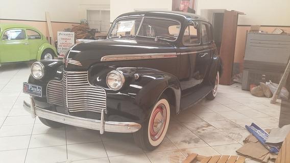 Chevrolet Deluxe/ 1940 Placa Preta