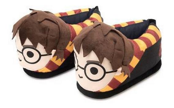 Pantufa Harry Potter 3d Ricsen Sola De Borracha